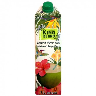 Coconut Water - 100 % - 1 Liter - King Island