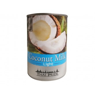 Kokosnussmilch - Coconut Milk - Light- 400ml -Thai Pride