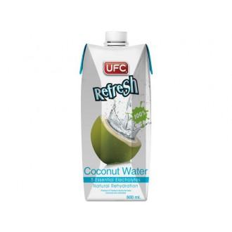 kokosnuss wasser coconut water 100 nat rlich ufc 500 ml. Black Bedroom Furniture Sets. Home Design Ideas